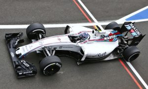 Williams still struggling with front wing upgrades