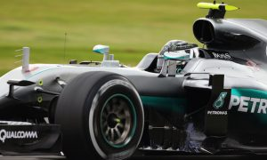 Rosberg's FP2 cut short with water leak