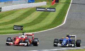 Vettel: Ferrari slipped back rather than rivals improving