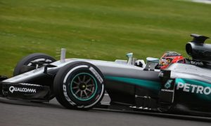 Ocon revels in 'amazing' first Mercedes experience