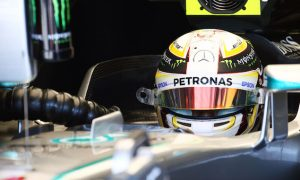 Mercedes dominates FP1 in Hungary