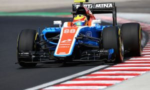 Haryanto set to keep Manor drive in Germany, reports say