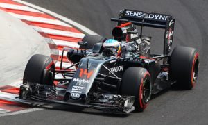 Alonso spin was out of frustration after mistakes