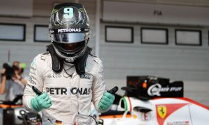 Rosberg under investigation for yellow flag incident