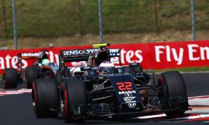 Button blasts 'pathetic' penalty over radio messages