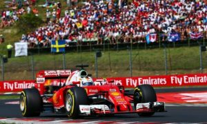 Vettel believes Red Bull advantage over Ferrari down to circumstances