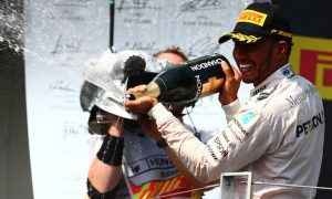 Another milestone for Lewis