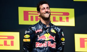 Performance better than beating Verstappen - Ricciardo