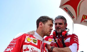 Ferrari has the right people in charge - Vettel