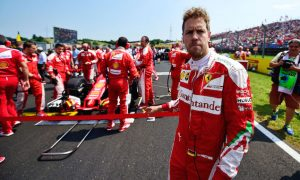 Vettel: F1 'didn't set a good example' in Hungary