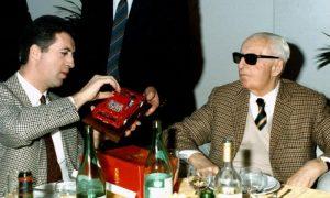 Enzo Ferrari: a son remembers his father