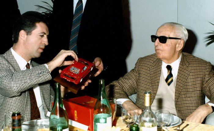 Enzo Ferrari A Son Remembers His Father