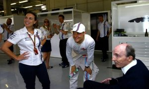 'Always improving' Bottas expected to remain with Williams