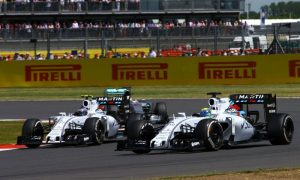 Williams confused by lack of impact of 2016 updates
