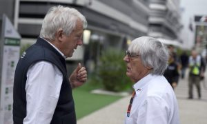 Ecclestone: Passing of Charlie Whiting a 'big, big loss' to F1