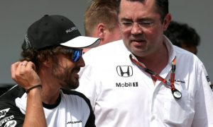 Boullier highlights McLaren's season to date