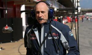 Toro Rosso ready to battle for top 5 finish - Tost
