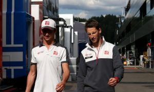 Haas leaning towards keeping driver line-up intact