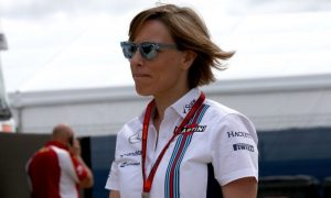 Claire Williams adamant team must finish fourth