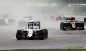 Massa blames tyres for delayed wet-weather starts