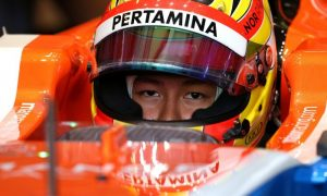 Haryanto and management to fight for Manor seat