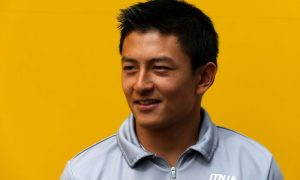 Haryanto confirmed as Manor reserve driver