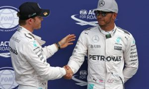 Rivalry the price to pay for having two n°1 drivers - Wolff