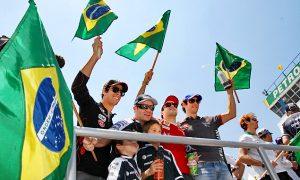 Brazil sporting fever!