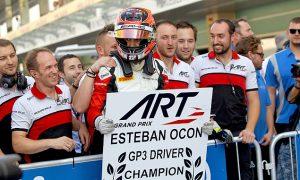 GP3 title launches Ocon into F1