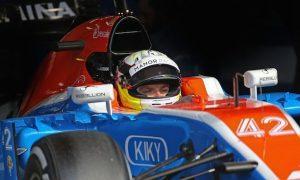 King targeting 2017 F1 race seat