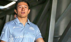 Haryanto pins hopes on future F1 return