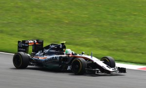 Celis handed fourth FP1 run at Force India in Italy