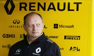 2017 Renault will be based on 2015 car