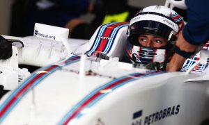 I'm a great fit for a Williams race seat - Lynn