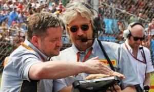 Pirelli keen for warm weather pre-season testing