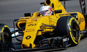 Magnussen: 'We knew 2016 would be a tough year'