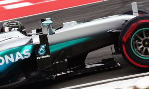 Mercedes selects notably different tyres to rivals for Spa