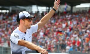Button future 'to be decided in September'