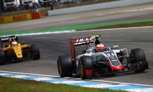 F1 'seems like it's getting harder' - Haas