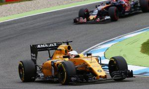 Magnussen using Renault future as motivation