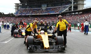 Renault investing in facilities as well as personnel