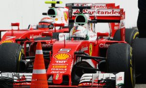 Poor recent pace helped Ferrari identify weaknesses