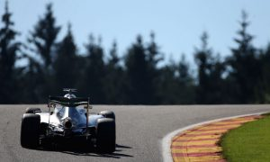 Mercedes spends five tokens on power unit upgrade