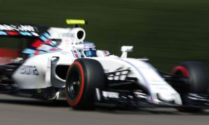 Software issue hampers Williams in qualifying