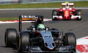 Force India preparing for huge fight with Williams - Hulkenberg
