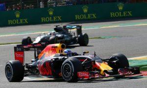 Red Bull making inroads into Mercedes domination - Ricciardo