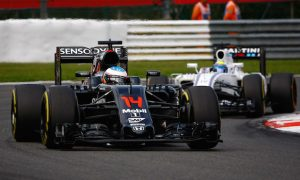 Alonso happy with 'linear progress' at McLaren