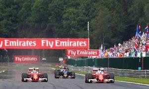 Ferrari notes 'good sign' amid Spa struggles