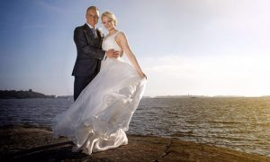 Congratulations to Mr and Mrs Bottas