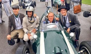 Goodwood's Brabham tribute